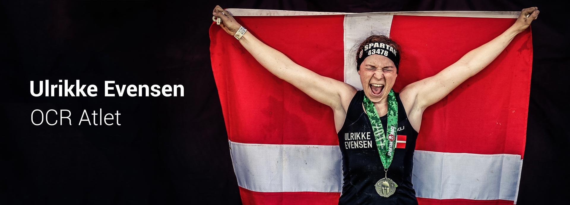 K-Laser Scandinavia sponsoreret atlet Ulrikke Evensen