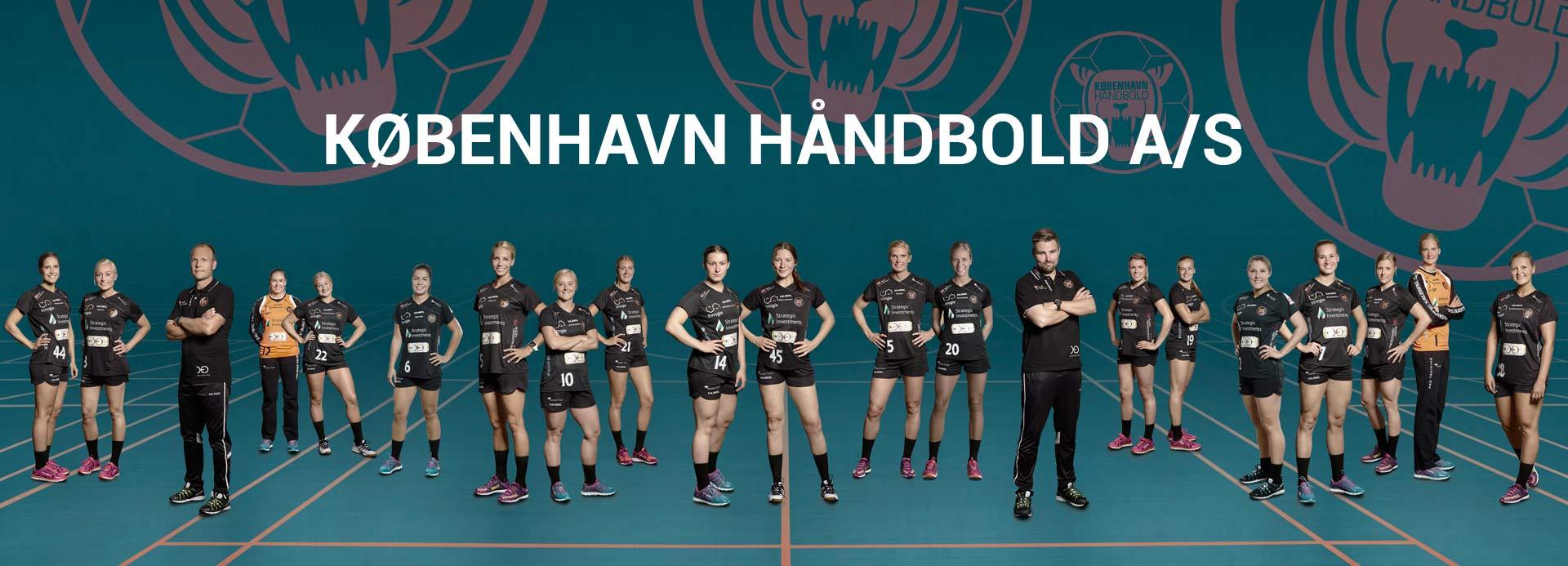 K-Laser sponsorer København Håndbold
